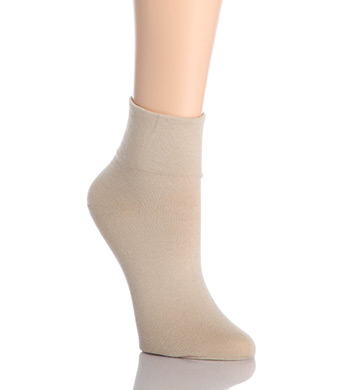 Hue Cotton Body Socks