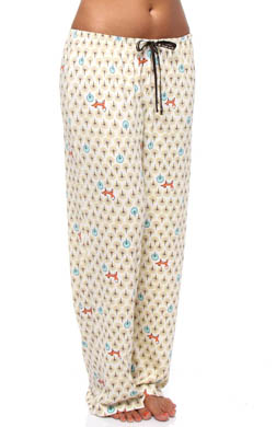 Hue Foxy Wood Long PJ Pant