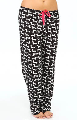 Hue Script With Dogs Long PJ Pant