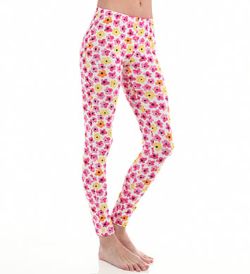 Hue Spring Bloom Slim Fit Sleep Leggings