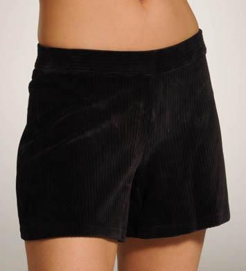 Hue Wide Wale Corduroy Shorts