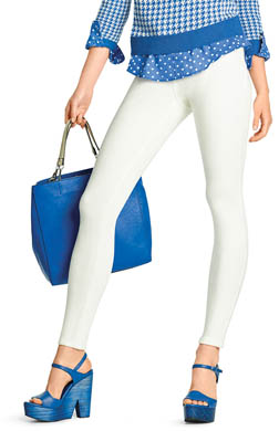 Hue The Original Jeans Solid Leggings