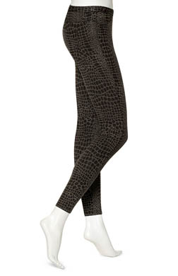 Hue Crocodile Jeanz Leggings