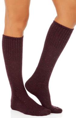Hue Tweedy Cowgirl Boot Sock