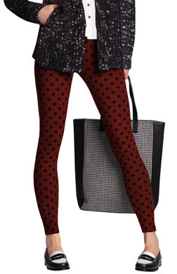 Hue Polka Dot Leggings