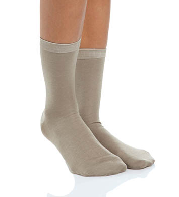 Hue Silky Sock