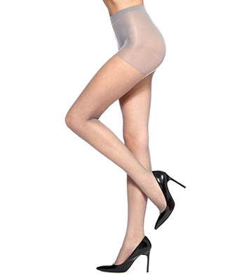 Hue Micro Mesh with Control Top Tights