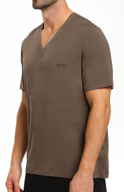 Hugo Boss Innovation 2 Shortsleeve Modal V-Neck T-Shirt