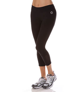 Hurley Beach Active Dri-Fit Moto Crop Legging