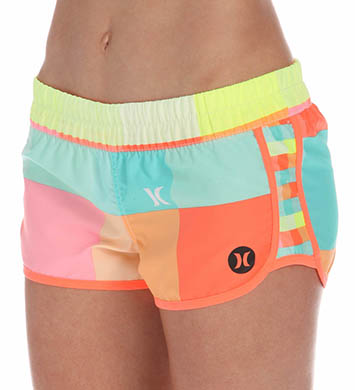 Hurley Supersuede Printed 2.5 Inch Boardshorts