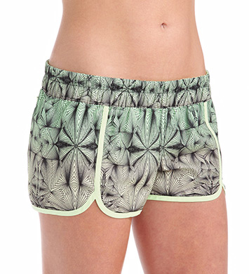Hurley Supersuede Printed Scallop Beachrider Boardshort
