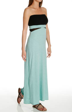 Hurley Tomboy Mesh Maxi Dress