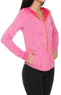 Hurley Beach Active Bandit Fleece Zip Jacket