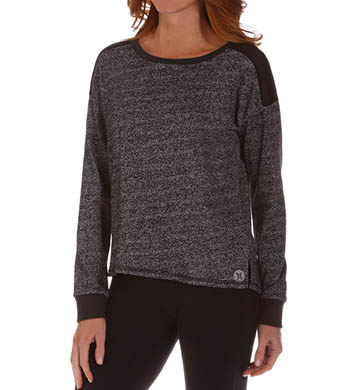 Hurley Beach Active Dri-Fit Long Sleeve Fleece Crew