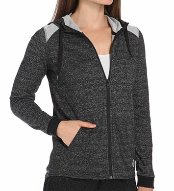 Hurley Beach Active Dri-Fit Zip Up Hoodie