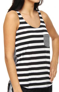 Hurley Featherweights Mixer Tank Swim Cover Up