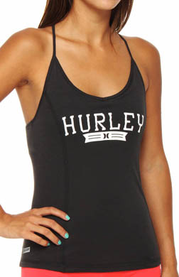 Hurley Beach Active Pace Jersey Tank