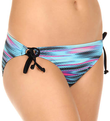 Hurley It's Electric Tunnel Side Swim Bottom