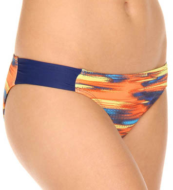 Hurley It's Electric Aussie Tab Side Swim Bottom