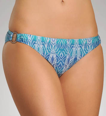 Hurley Tribe Quest Ring Hipster Swim Bottom