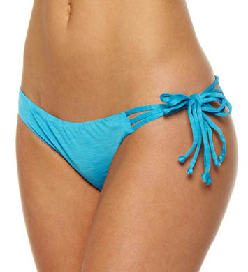 Hurley Royal Asymmetrical Adjustable Hipster Swim Bottom