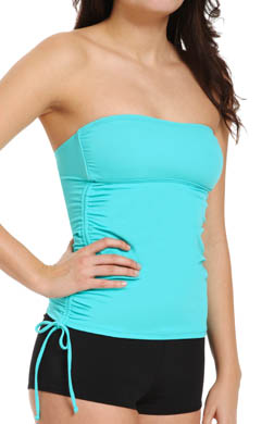 Hurley One and Only Solids Bandini Swim Top