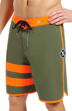 Hurley Phantom Block Party Solid Boardshort