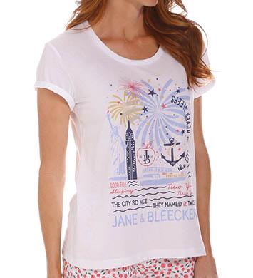 Jane & Bleecker Jersey T-shirt