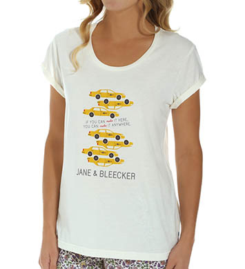Jane & Bleecker Jersey T-Shirt