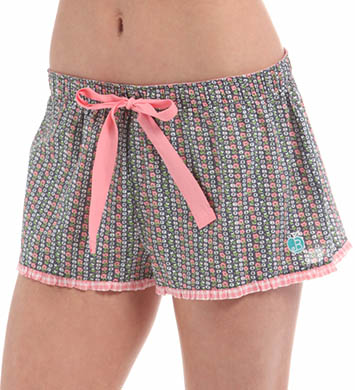 Jane & Bleecker Batiste Ditsy Short