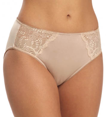 Jones New York Whisper Lace Hi Cut Panty