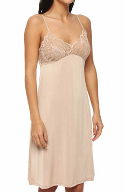 Jones New York Whisper Lace Full Slip