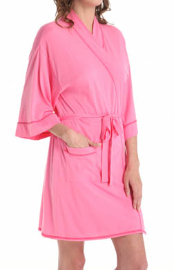 Josie by Natori Sleepwear Essentials Jersey Wrap