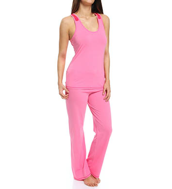 Josie by Natori Sleepwear Spicy Essentials Tank Pajama Set