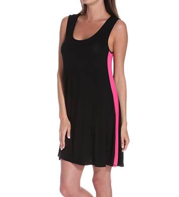 Josie by Natori Sleepwear Amp'd Solid Jersey Chemise