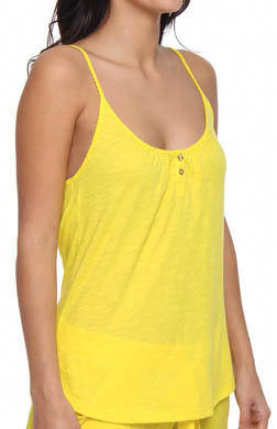 Juicy Couture Slub Knit Basic Tank