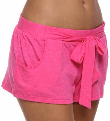 Juicy Couture Slub Knit Basic Short