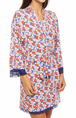 Juicy Couture Sleep Essentials Printed Robe