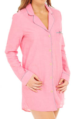 Juicy Couture Chambray Sleepwear Nightshirt