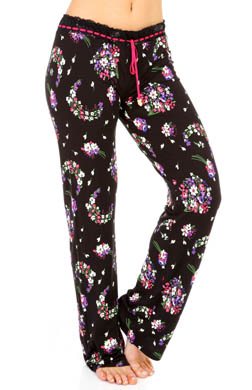 Juicy Couture Bouquet Printed Pant
