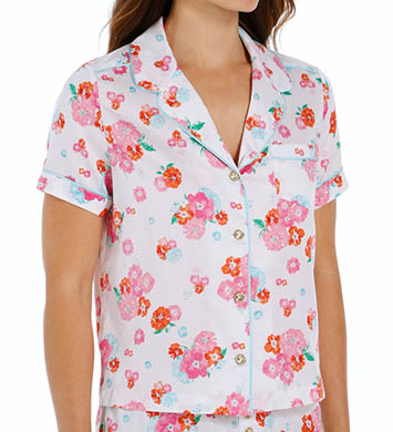Juicy Couture Confetti Floral PJ Top