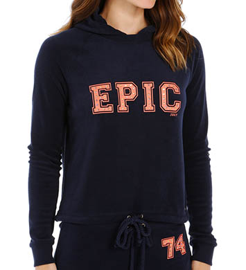 Juicy Couture Cozy Terry Epic Hoodie