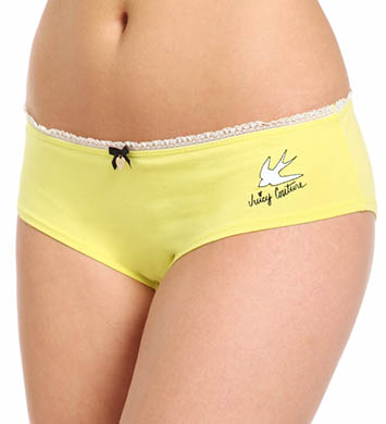 Juicy Couture Valencia Bird Panty Pack - 3 Pack
