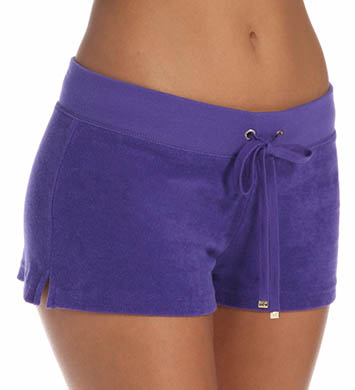 Juicy Couture Terry Drawstring Shorts