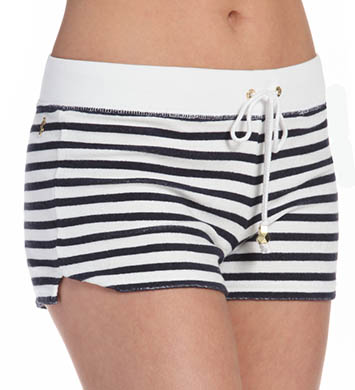 Juicy Couture Striped Terry Shorts