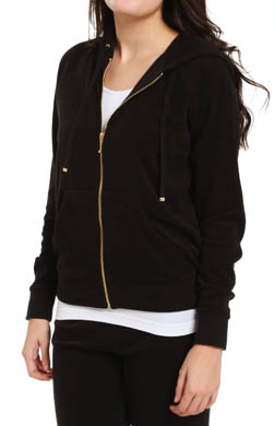 Juicy Couture Terry Basics Relaxed Jacket