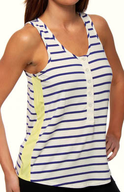 Kensie Sidewalk Cafe Striped Tank