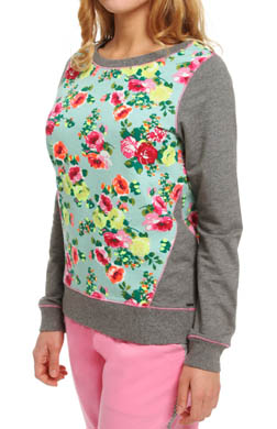 Kensie Rosy Outlook Sweater