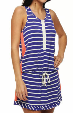 Kensie Sidewalk Cafe Tank Dress