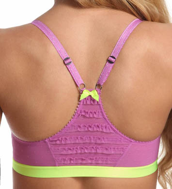 Kensie Hayden Push Up Racerback Bra